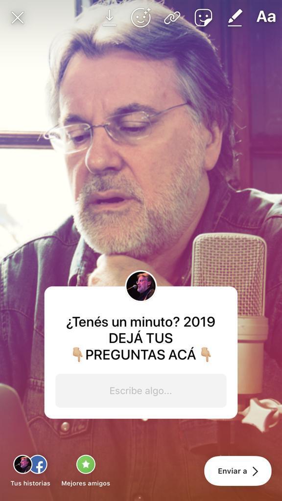 ¿TENÉS UN MINUTO? 31.05.2019